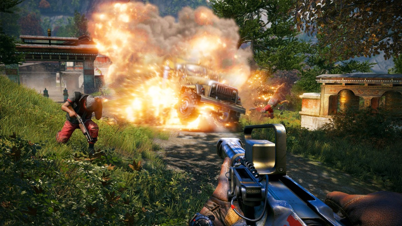 Photo of Far Cry 4 DLC Content Release Date Revealed