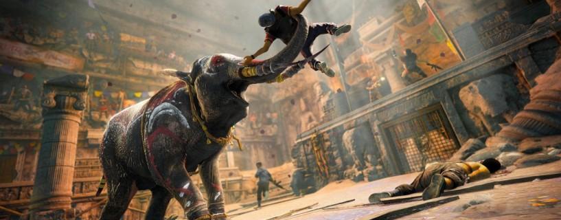 باقة من الصور الجديدة للعبة Far Cry 4