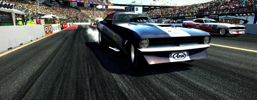 الإعلان عن محتوى إضافي جديد بعنوان Drag Racing للعبة GRID: Autosport