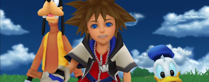 Kingdom Hearts HD 2.5 ReMix تحصل على عرض جديد