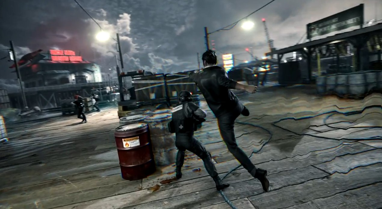 Photo of New gameplay footage for Xbox One exclusive Quantom Break released