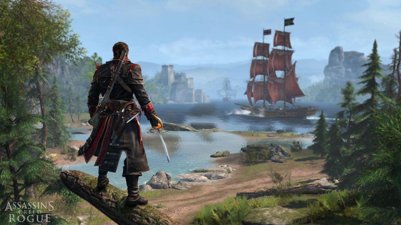 Photo of Assassin's Creed Rogue قادمة رسميا للحاسب الشخصي