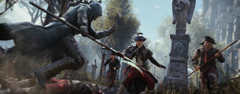 Assassin's Creed Unity ستعمل بدقة وضوح 900p وبسرعة 30 إطار في الثانية على PS4 و Xbox One