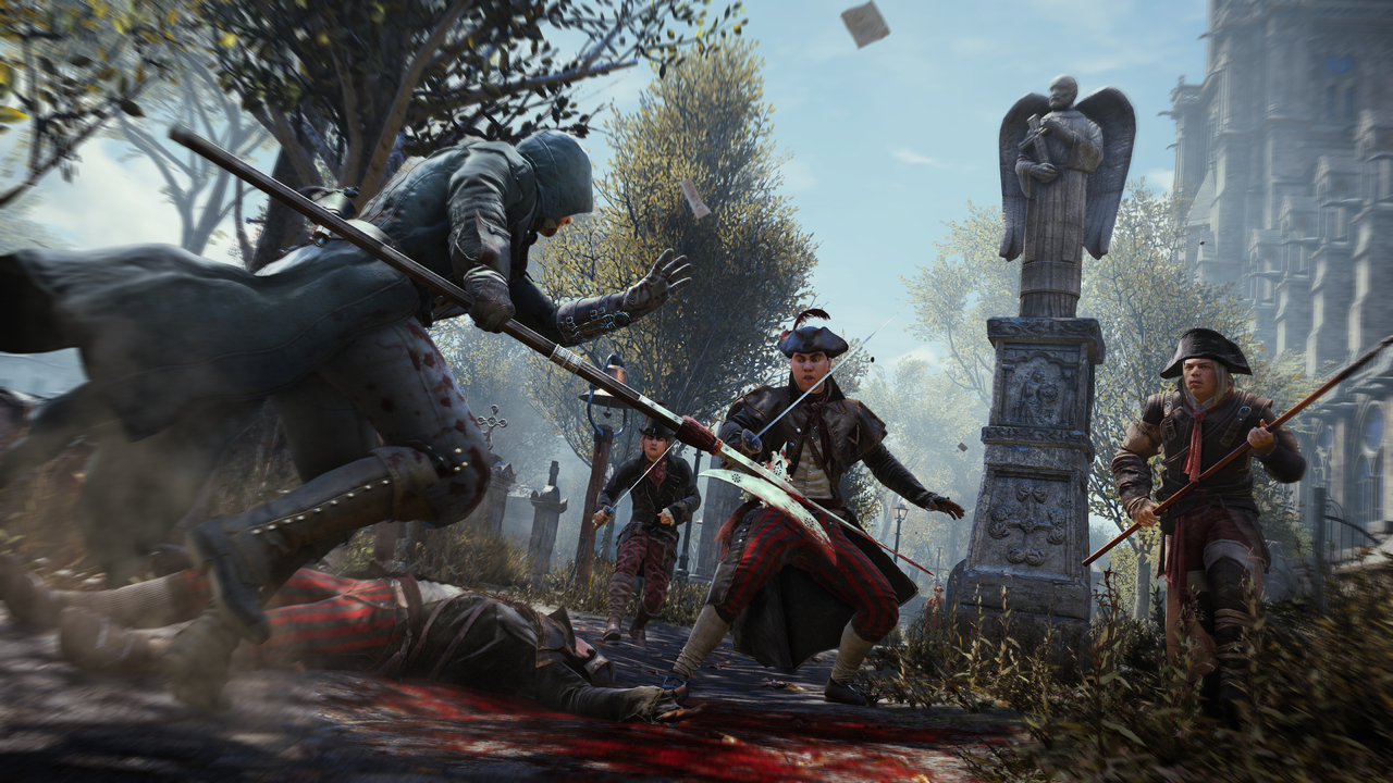 Photo of Assassin's Creed Unity ستعمل بدقة وضوح 900p وبسرعة 30 إطار في الثانية على PS4 و Xbox One