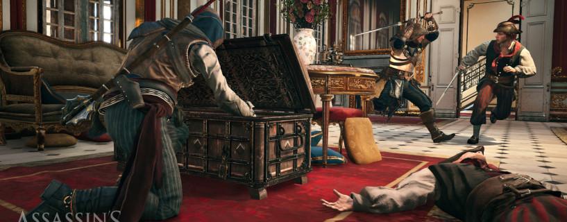 إستعراض Assassin's Creed Unity بتقنيات شركة Nvidia