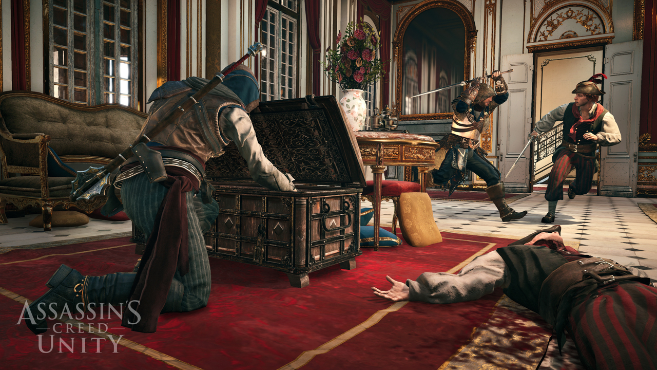 Photo of إستعراض Assassin's Creed Unity بتقنيات شركة Nvidia