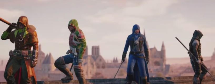 إعرف المزيد عن طور اللعب التعاوني في Assassin's Creed Unity