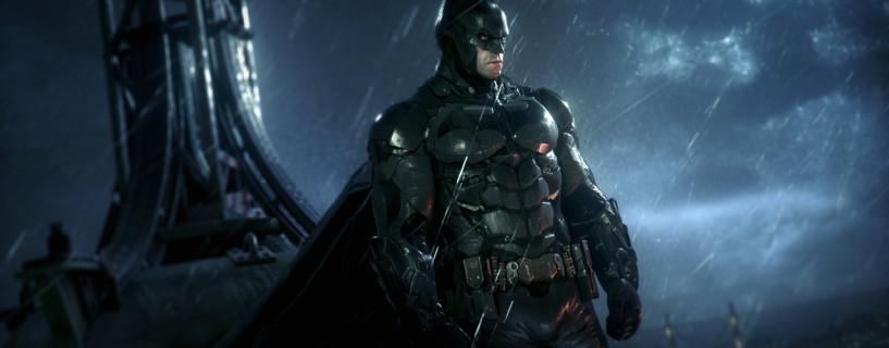 Batman: Arkham Knight تتحصل على صورة جديدة