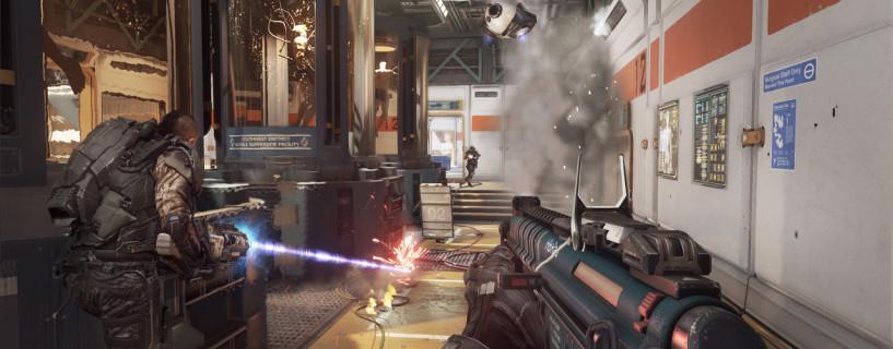 صور من داخل طور الأون لاين في Call of Duty: Advanced Warfare