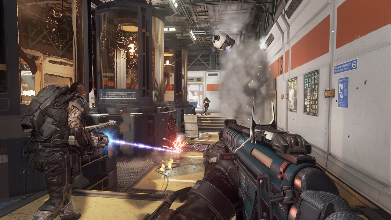 Some Call Of Duty Advanced Warfare Screenshots Online Esports Middle East