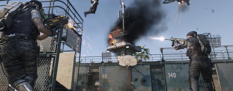 Call of Duty: Advanced Warfare ستحتوي على 13 خريطة في نمط اللعب الجماعي