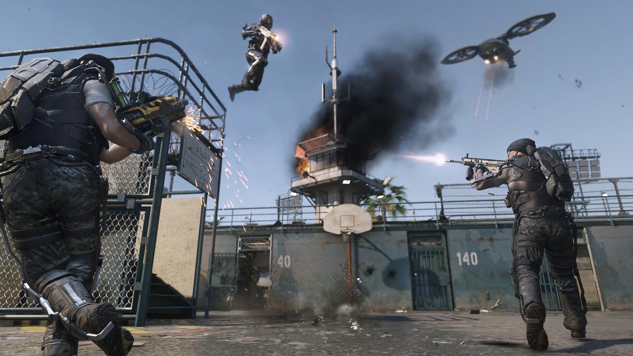 Photo of Call of Duty: Advanced Warfare ستحتوي على 13 خريطة في نمط اللعب الجماعي
