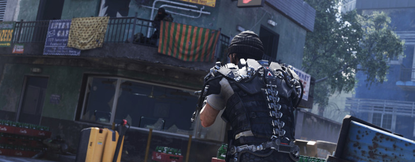 Call of Duty: Advanced Warfare تتحصل على عرض الإطلاق