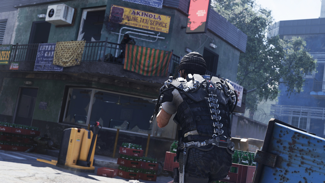 Call Of Duty Advanced Warfare Gets Gameplay Launch Trailer Esports Middle East