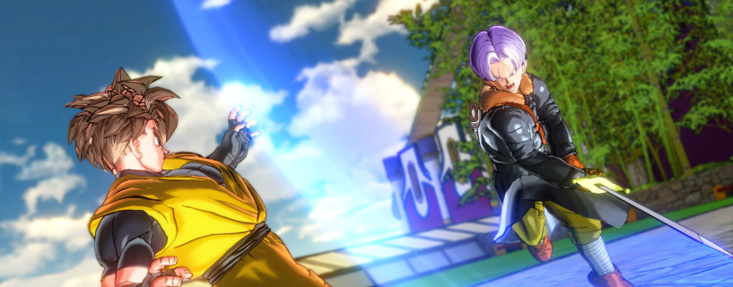 New playable characters and Dragon Ball Xenoverse's Japanese release date revealed