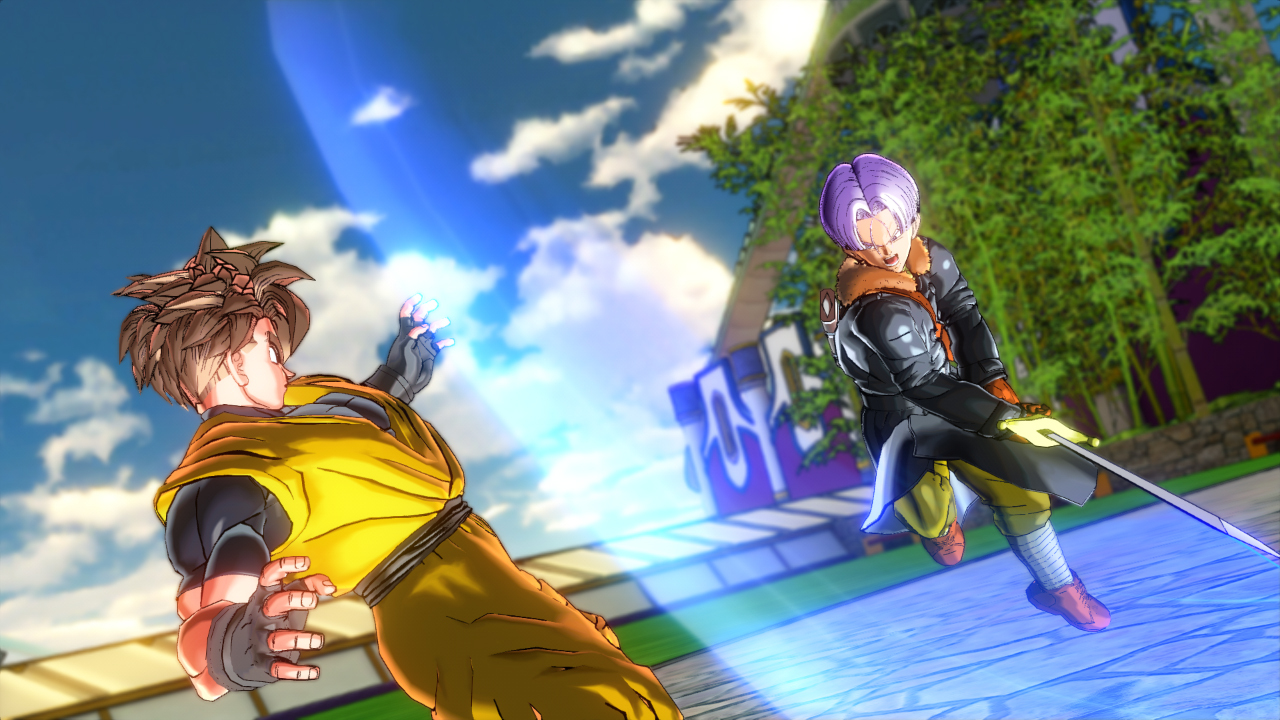 Photo of New playable characters and Dragon Ball Xenoverse's Japanese release date revealed