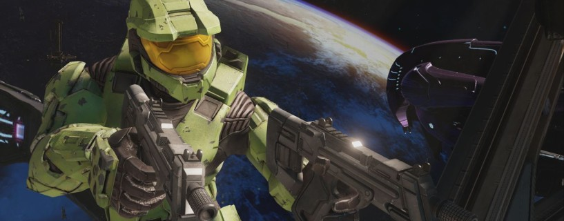 Watch the comparison between Master Chief Collection's Halo 2 cutscenes and the original release