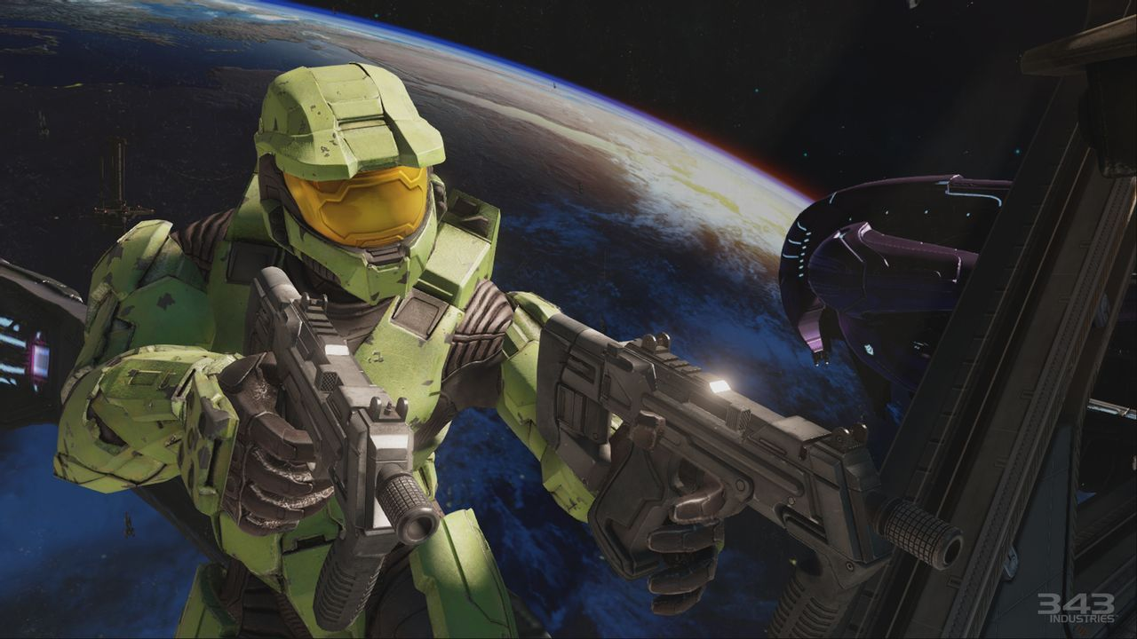 Photo of Watch the comparison between Master Chief Collection's Halo 2 cutscenes and the original release