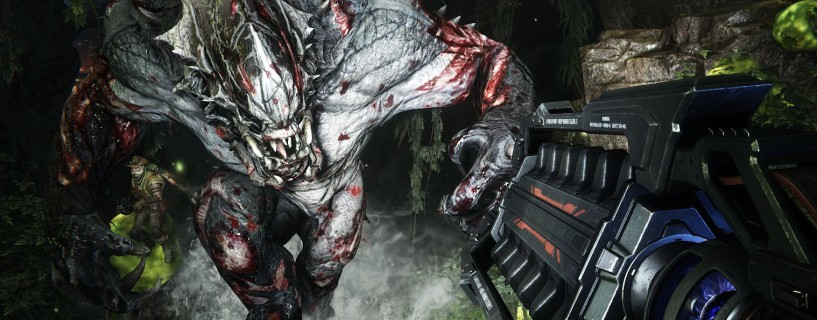 Evolve's Alpha starts this month