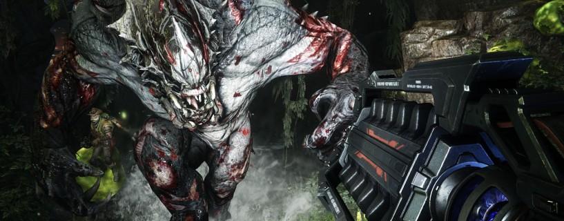 حصول Evolve على عرض جديد يركز على مخلوق Goliath في اللعبة