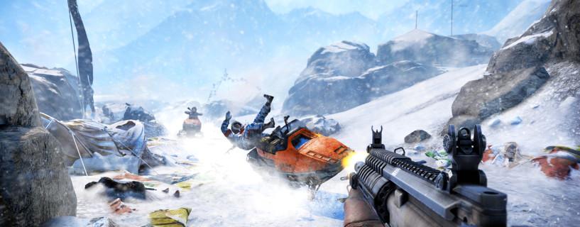 الكشف عن الموصفات التقنية للعبة Far Cry 4 على PS4