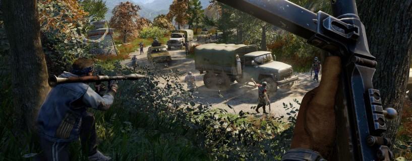 العرض الدعائي الأول لنمط اللعب الجماعي في Far Cry 4