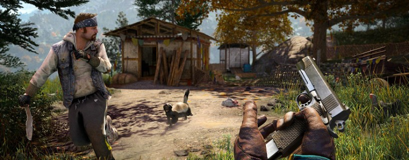 Ubisoft تأمل بجعل Far Cry 4 تشتغل بدقة وضوح 1080p على جميع الأجهزة