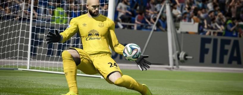 FIFA 15 gets an update 1.03