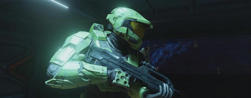 Halo: The Master Chief Collection ستطلب تحديثاً عند الإصدار مساحته 20 جيجابايت