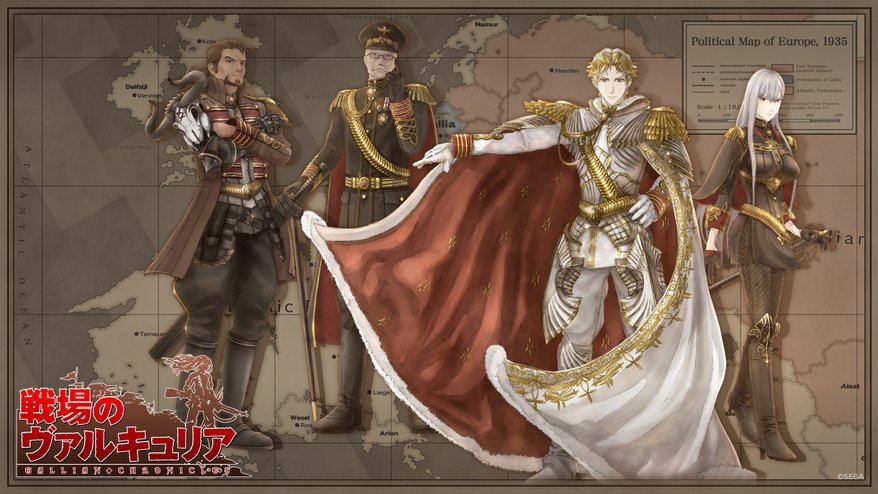 Photo of Valkyria Chronicles قادمة رسميا للحاسب الشخصي