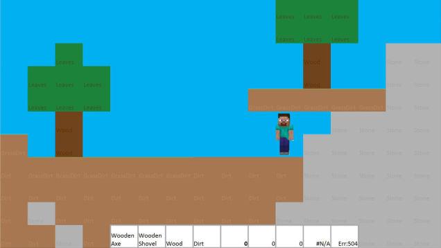 "Photo of ""Minecraft 2"" runs on Excel mocking Microsoft's latest deal"