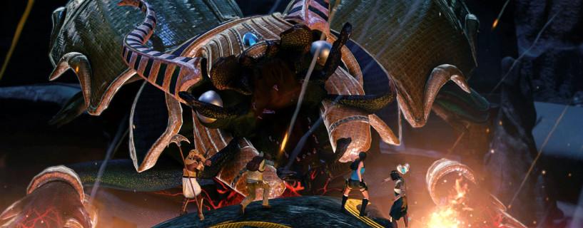 Lara Croft and the Temple of Osiris تتحصل على عرض دعائي ومجموعة من الصور الجديدة
