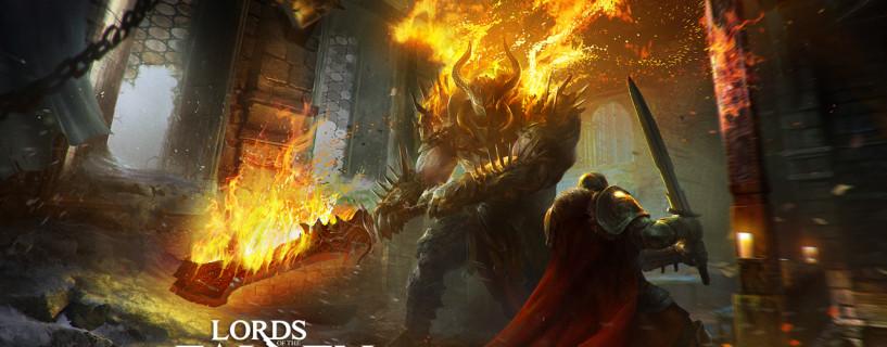 Lords of the Fallen تنطلق بمفاجأة