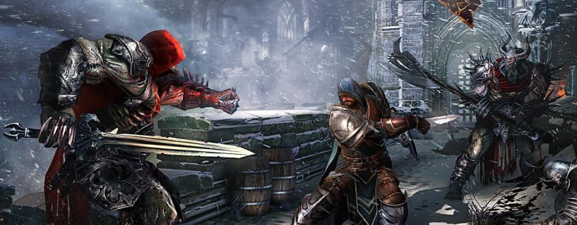 15 ساعة من اللعب لإنهاء قصة Lords of the Fallen
