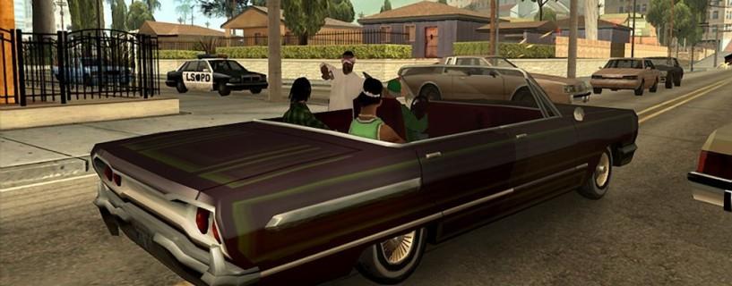 Rockstar تعلن رسمياً عن GTA: San Andreas للأكسبوكس 360 مع حفنة من الصور