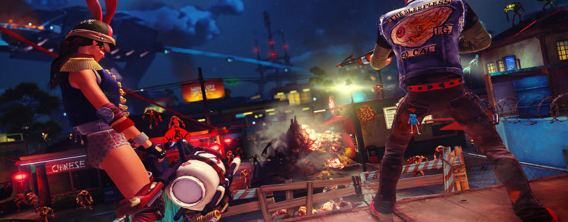 مقاطع جديدة لطريقة اللعب في Sunset Overdrive مليئة بالجنون