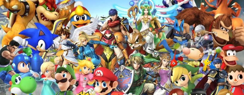 الإعلان عن موعد صدور Super Smash Bros. Wii U أخيراً