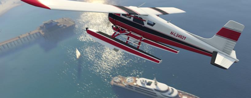 معلومات و صور جديدة للعبة GTA V
