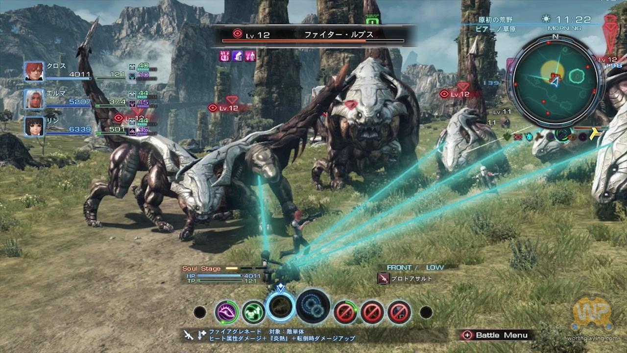 Photo of عرض دعائي و صور جديدة للعبة Xenoblade Chronicles X