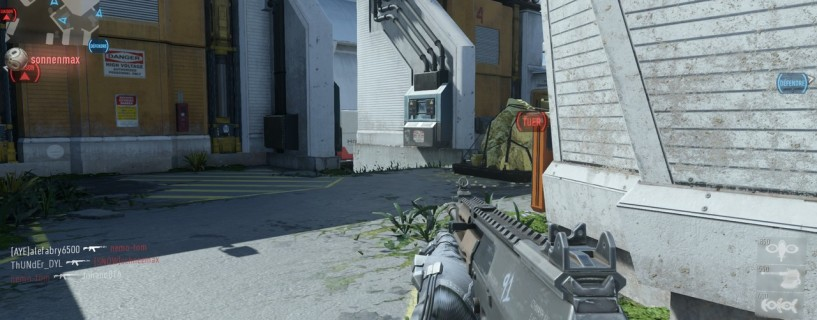 مراجعة نمط اللعب الجماعي في COD: Advanced Warfare