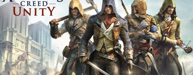 Assassin's Creed Unity Gets Launch Trailer