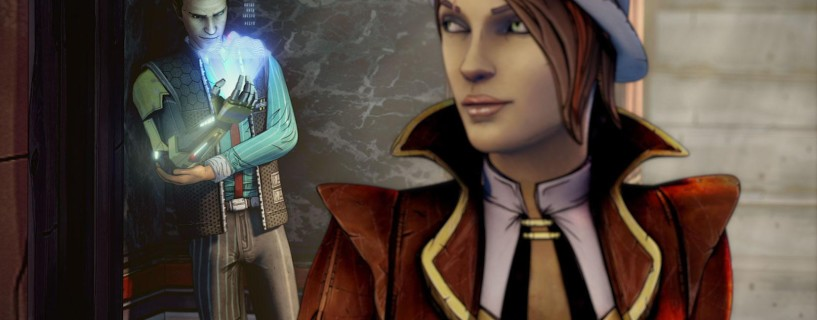 Tales from the Borderlands gets a launch trailer