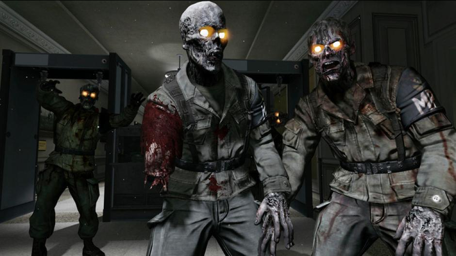 Call Of Duty Advanced Warfare Will Include Zombies Esports Middle East