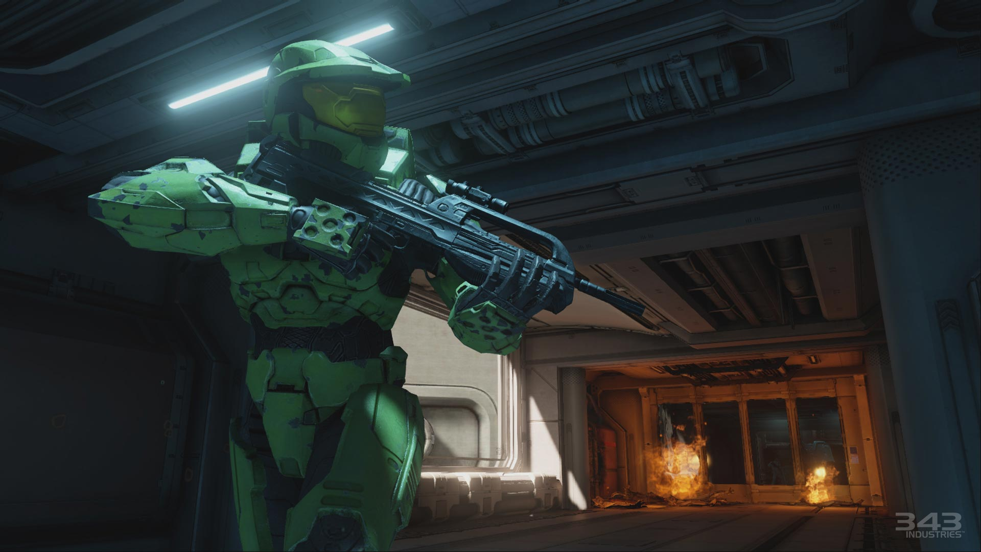 Halo The Master Chief Collection Reviews And Launch Trailer