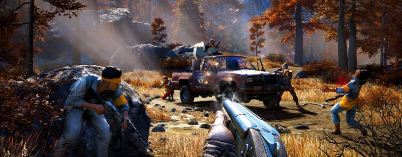 الكشف عن مواصفات التشغيل الرسمية للعبة Far Cry 4