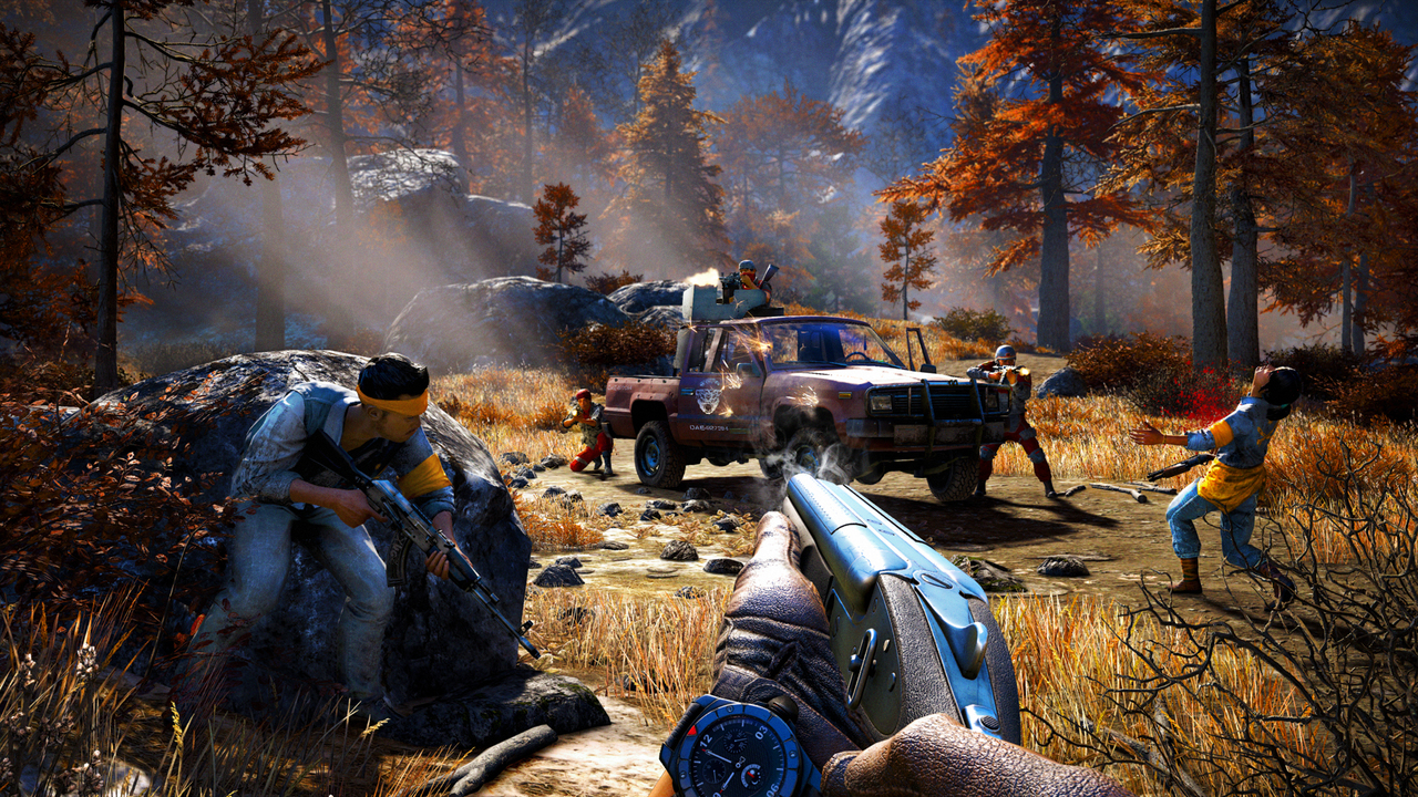 Photo of Far Cry 4 PC Specs Revealed