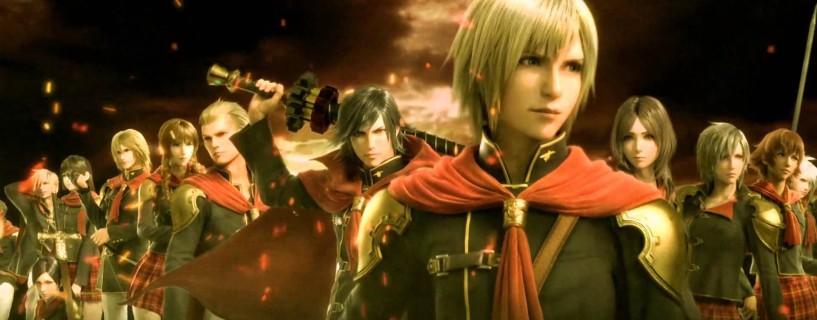 Final Fantasy Type-0 HD trailer to play in U.S Cinemas