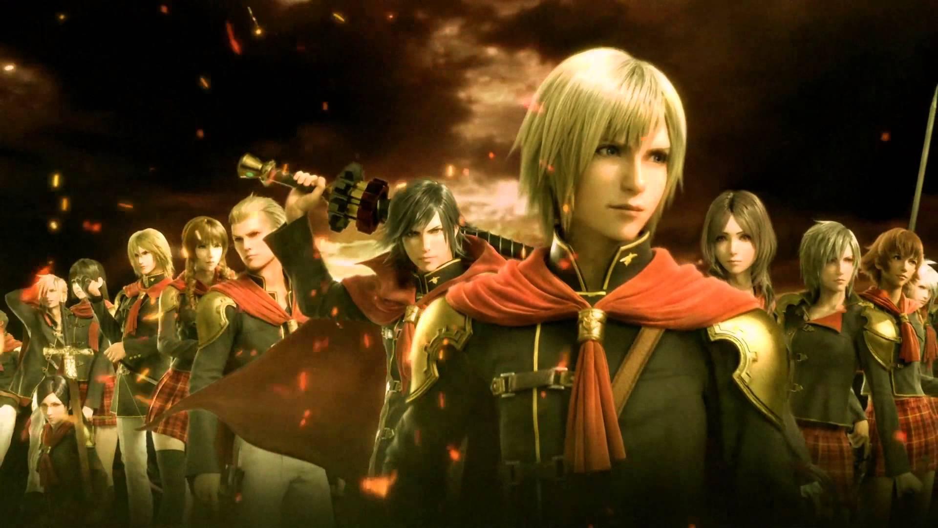 Photo of عرض مقطع Final Fantasy Type-0 HD في دور السينما الأمريكية