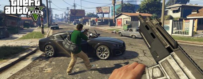 GTA V – شاهد ماذا يحصل أثناء زحمة المرور في اللعبة