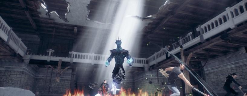 Shadow Realms' Alpha Delayed